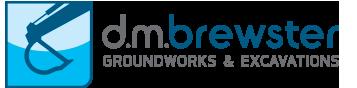 DMB Groundworks Logo
